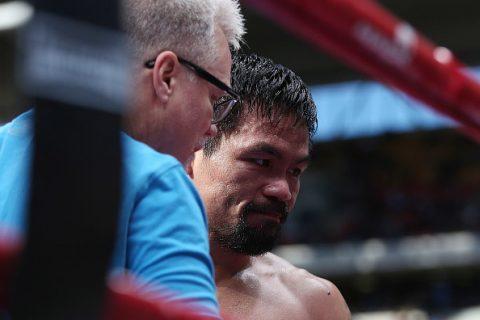 """Manny """"Pac Man"""" Pacquiao nhận thất bại sốc trước đối thủ vô danh"""