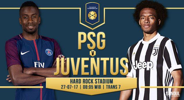 """Juventus vs PSG, 07h30 ngày 27/7: Gian nan cho """"Gã nhà giàu"""""""