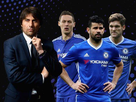 Làm cách mạng triệt để tại Chelsea, HLV Conte gây sốc khi thanh lý tới gần 20 cái tên