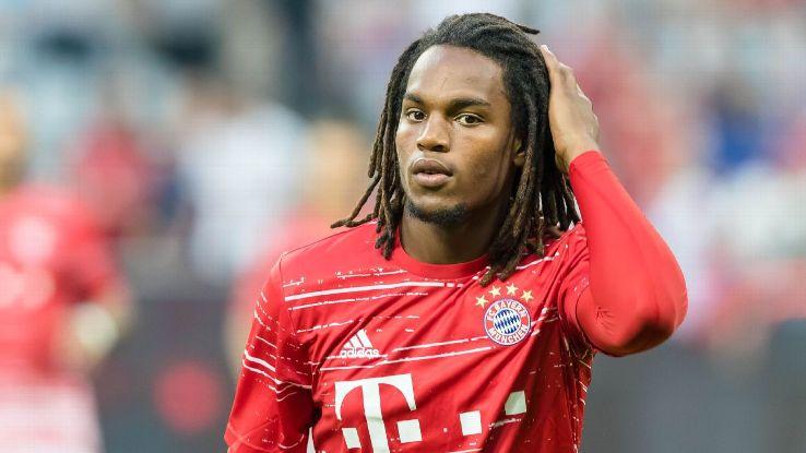Bayern chính thức ra giá bán Renato Sanches