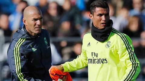 Zidane lên tiếng khẳng định tương lai của Ronaldo