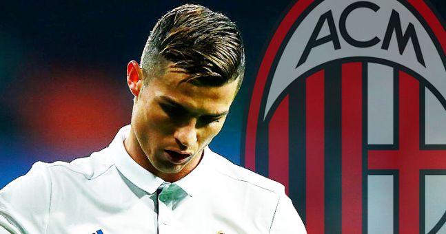 SỐC: AC Milan đã chuẩn bị sẵn kế hoạch đón Cristiano Ronaldo