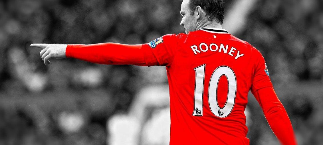 Những ngôi sao có thể thay Rooney khoác áo số 10 tại MU