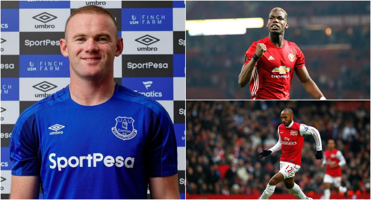 """Rooney và những ngôi sao phiêu lưu mãi rồi cũng """"về nhà"""""""
