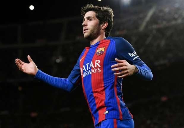 """Sergi Roberto gửi """"tối hậu thư"""" cho tân HLV Barca"""
