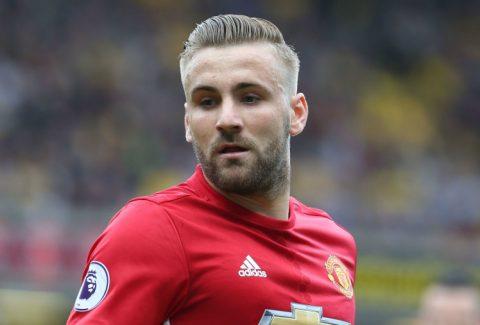 Luke Shaw khẳng định sẽ lột xác trong mùa giải tới cùng Man Utd