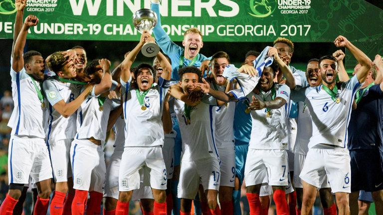 Hạ Bồ Đào Nha, U19 Anh lần đầu tiên vô địch Châu Âu