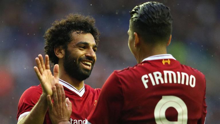 Tân binh rực sáng trong ngày ra mắt, Liverpool vẫn hòa thất vọng trước Wigan
