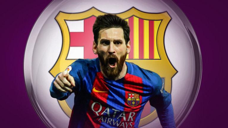 Điểm lại 9 lần Messi ký hợp đồng với Barcelona trong 12 năm qua