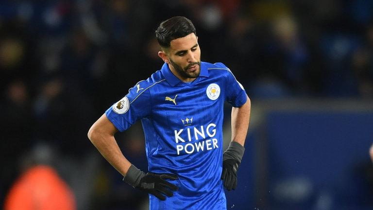 Leicester vẫn chưa nhận được bất cứ đề nghị nào dành cho Mahrez