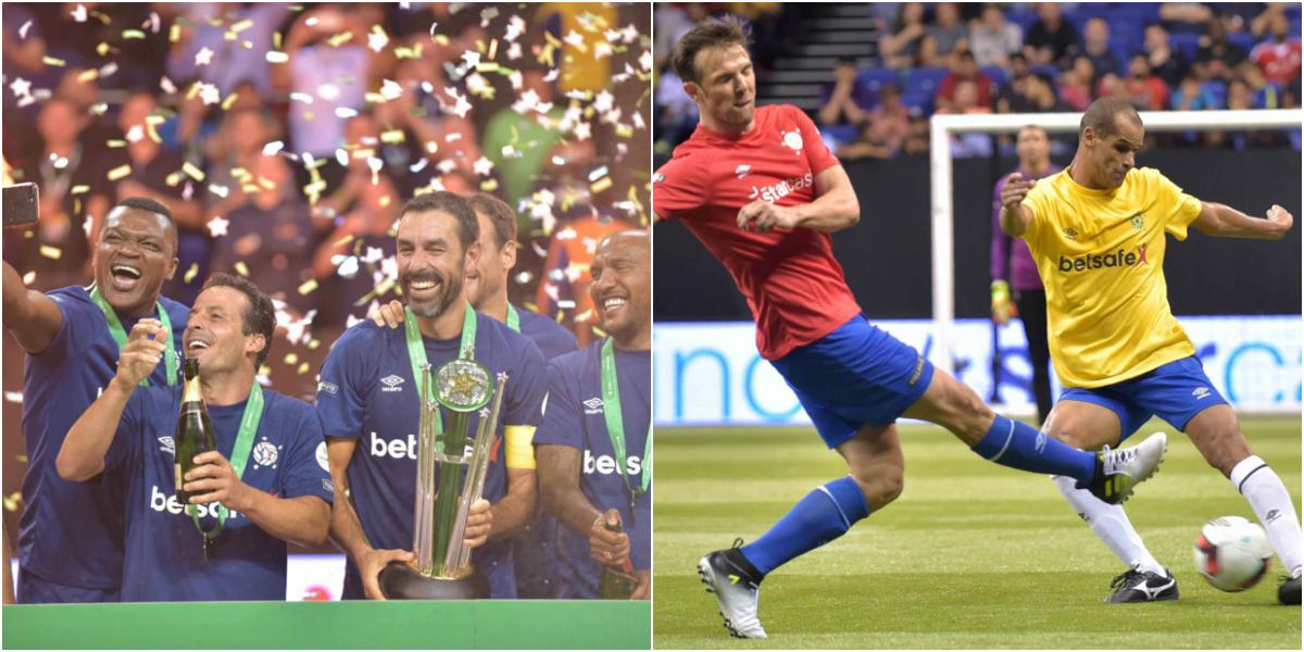 Cựu danh thủ Pháp vô địch, Brazil thảm bại kinh hoàng trước Tây Ban Nha ở giải đấu dành cho các huyền thoại