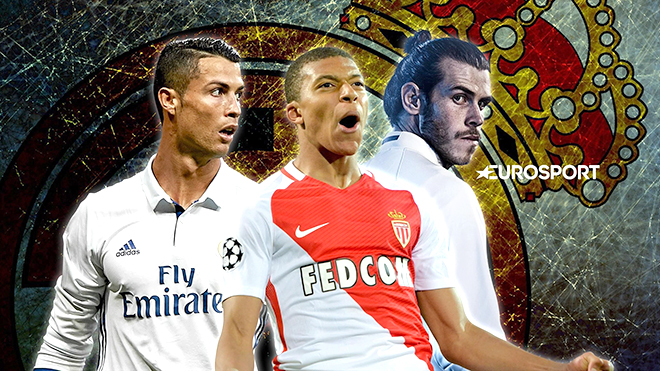 """3 đội hình vô địch thiên hạ của Real khi bổ sung """"bom tấn"""" Mbappe"""