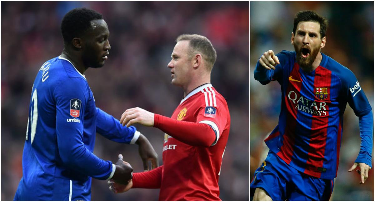 TIN CHUYỂN NHƯỢNG 05/7: M.U dùng Rooney làm vật tế thần vụ Lukaku; Messi chính thức gia hạn hợp đồng với Barca