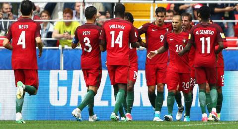 Pepe hóa người hùng phút bù giờ, Bồ Đào Nha xuất sắc đánh bại Mexico