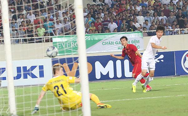 VIDEO: U22 Việt Nam 1-0 Ngôi sao K-League (Giao hữu)