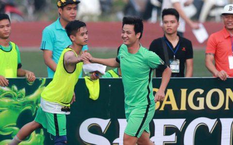 Triệu Mạnh, thần tài của FC Tô Ký