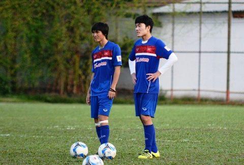Xuân Trường tái hợp Tuấn Anh trong trận gặp U22 Macau