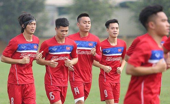 U22 Việt Nam đổ bộ ra Hà Nội, chuẩn bị đấu dàn sao K-League