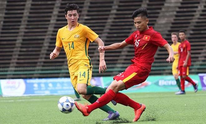 Xuất sắc vượt qua Australia, U15 Việt Nam hẹn người Thái tại chung kết U15 Đông Nam Á