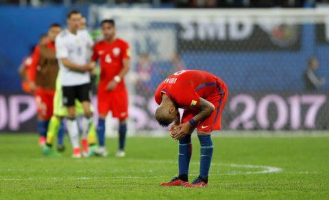 Thắng tối thiểu Chile, dàn sao trẻ của Đức đăng quang tại Confederations Cup 2017