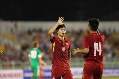 VIDEO: U22 Việt Nam 8-1 U22 Macau (Vòng loại U23 châu Á 2018)