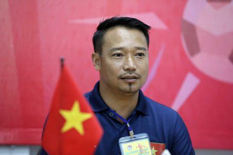 Câu chuyện đặc biệt về người hùng đưa U15 Việt Nam lên đỉnh Đông Nam Á