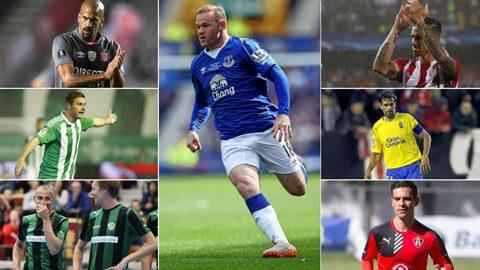 """Wayne Rooney và câu chuyện """"lá rụng về cội"""" trong lịch sử bóng đá thế giới"""