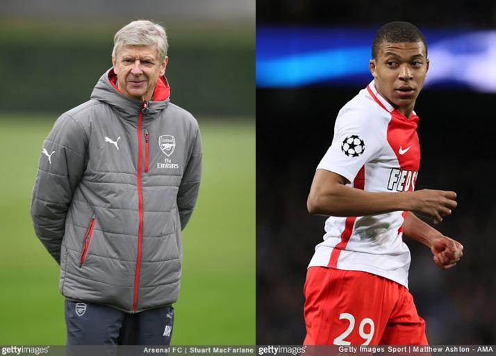 SỐC: Arsenal sẵn sàng tạo kỷ lục chuyển nhượng vì Mbappe