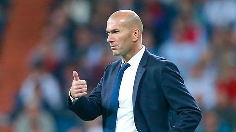 HLV Zidane bất ngờ yêu cầu BLĐ Real gấp rút bổ sung tiền đạo