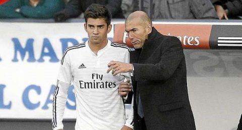 """Con trai Zidane phát biểu cực """"chất"""" khi bị so sánh với cha"""