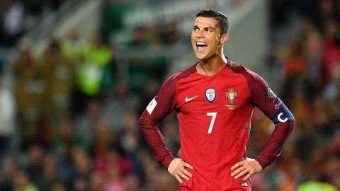 """Bồ Đào Nha vs Quần đảo Faroe, 01h45 ngày 01/9: Khi """"quái vật"""" được tháo xích"""