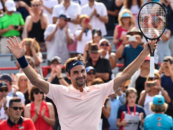 Roger Federer tiến vào Bán kết Rogers Cup, ngày càng gần ngôi vị số 1 Thế giới