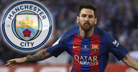 Điểm tin sáng 25/8: Man City phủ nhận mua Messi; Xuân Trường mong HLV Hữu Thắng không từ chức