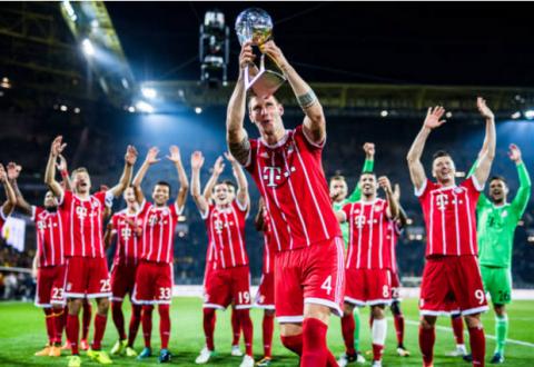 Chấm điểm Bayern ở Siêu cúp Đức: Dấu ấn tân binh