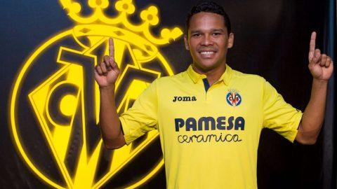 """Carlos Bacca CHÍNH THỨC rời Milan để cập bến """"Tàu ngầm vàng"""" Villarreal"""