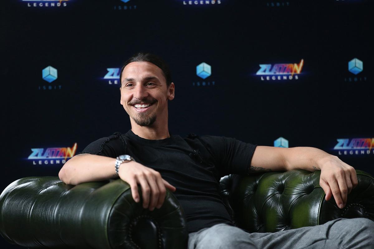 """Ibrahimovic tiết lộ """"đồng đội vĩ đại nhất"""" đầy bất ngờ"""