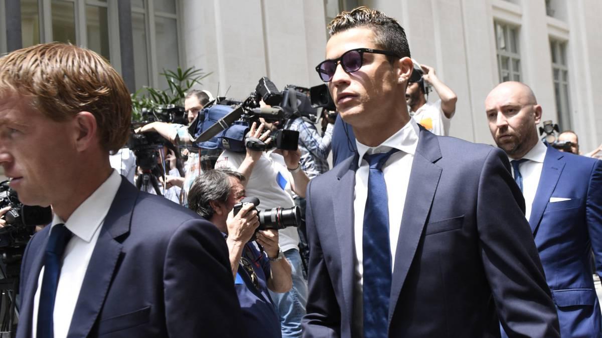 Ronaldo tuyên bố đanh thép sau buổi hầu tòa trốn thuế khiến tất cả nể phục
