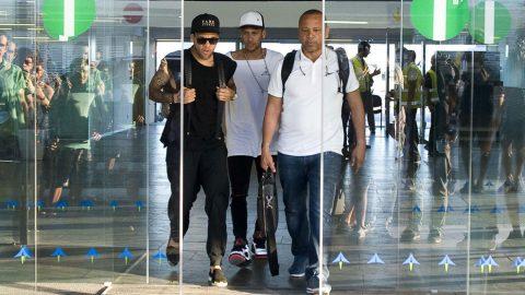 SỐC: Vừa mới tới PSG, Neymar liền trở mặt quyết đưa Barca ra tòa