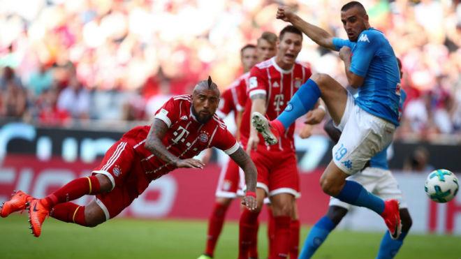 VIDEO: Napoli 2-0 Bayern Munich (Audi Cup 2017)