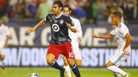Kết quả MLS All Star vs Real Madrid: Con trai Zidane hóa người hùng