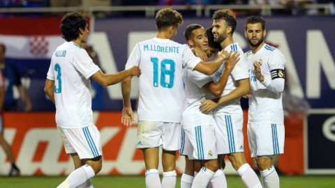 VIDEO: MLS All Star 1-1 Real Madrid (Pen: 2-4)