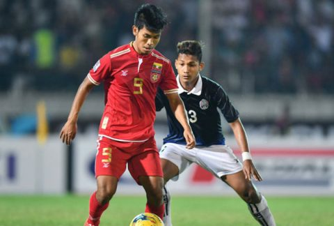 U22 Myanmar vs U22 Singapore, 15h00 ngày 14/8: Sức mạnh nhà Á quân