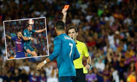 Lĩnh án phạt 5 trận, Ronaldo hại cả Real cả…M.U