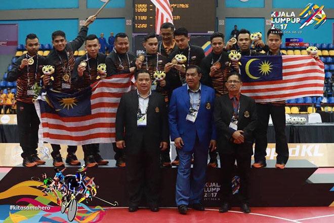 Chính thức: Chủ nhà Malaysia sở hữu tấm HCV đầu tiên của SEA Games 29