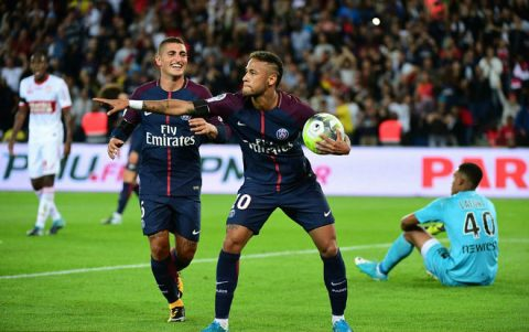 VIDEO: PSG 6-2 Toulouse (Vòng 3 Ligue 1 2017/18)