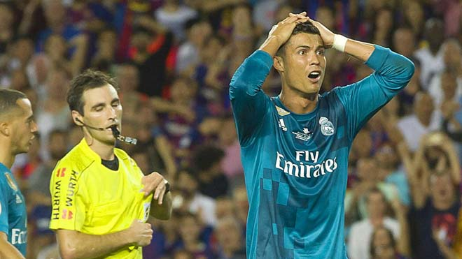 Kháng án bất thành, Ronaldo trút giận lên…mạng xã hội