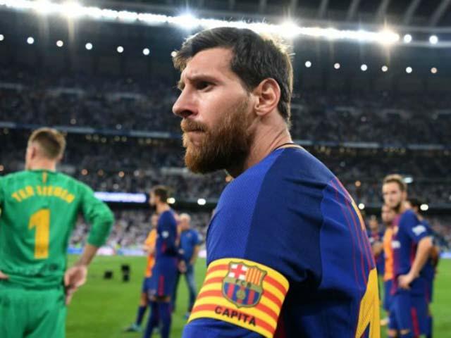 Mâu thuẫn tăng cao, Messi đã tính đường rời Barca