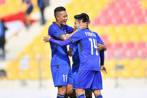 Kết quả U22 Thái Lan vs U22 Myanmar: Ôm hận phút 90+5