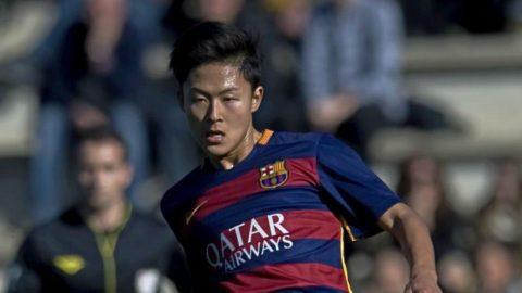 """""""Messi Hàn Quốc"""" chính thức rời Barcelona để cập bến Serie A"""