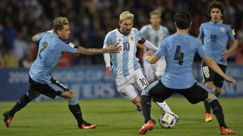 Uruguay vs Argentina, 06h00 ngày 01/9: Bứt phá ngay tại Montevideo